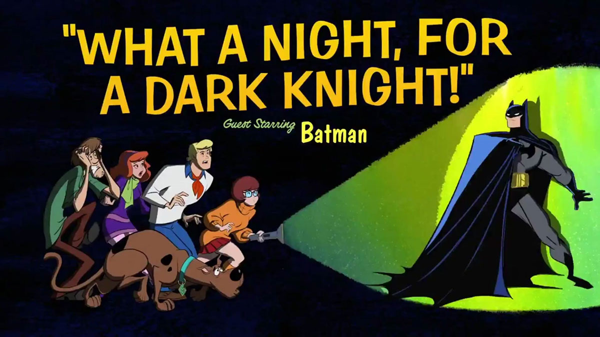 Scooby-Doo and Guess Who? Pilot: Batman