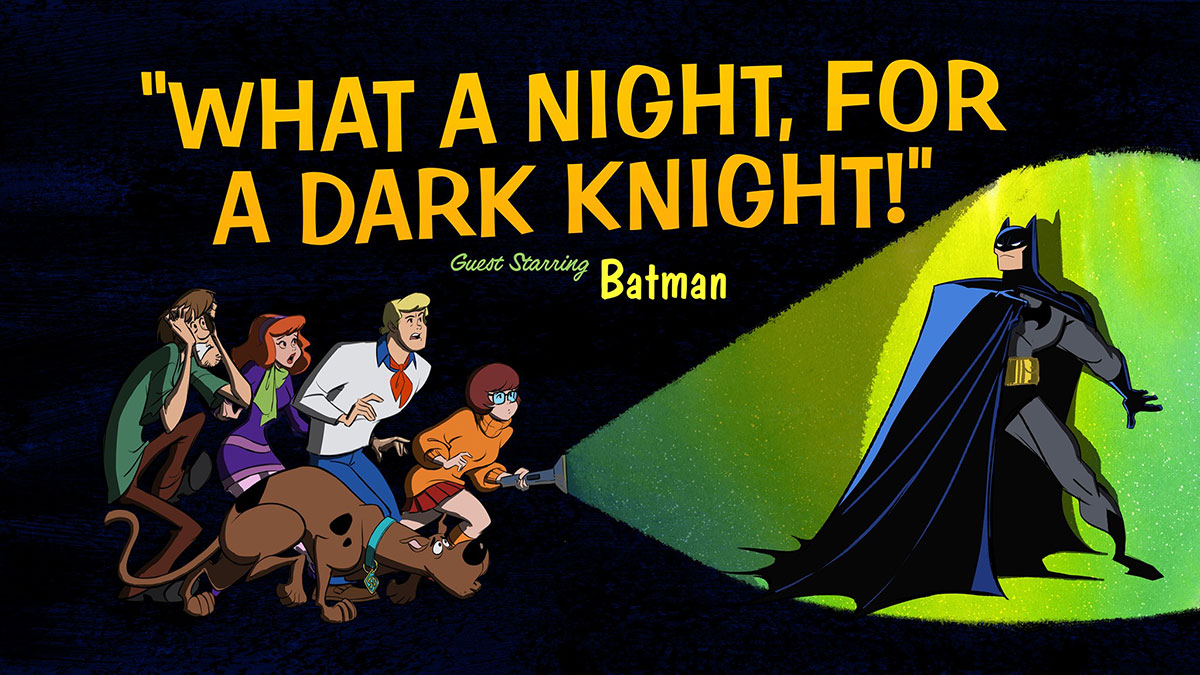 Scooby-Doo and Guess Who? Guest Starring Batman