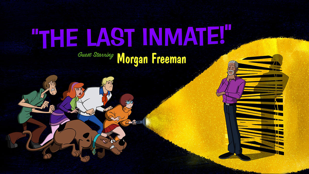 Scooby-Doo and Guess Who? Guest Starring Morgan Freeman